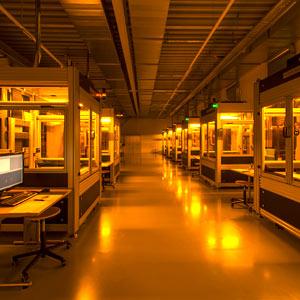 3D-Druck Maschinenhalle 3 - Material Newwhite