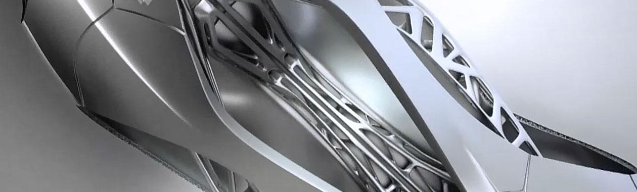 Additive manufacturing EDAG-GENESIS